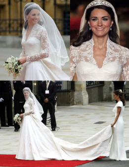 Kate Middleton - Royal Wedding