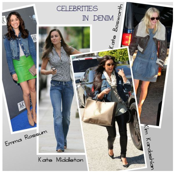 Emma Rossum, Kim Kardashian, Kate Middleton, Kate Bosworth