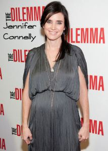 Pregnant Jennifer Connelly
